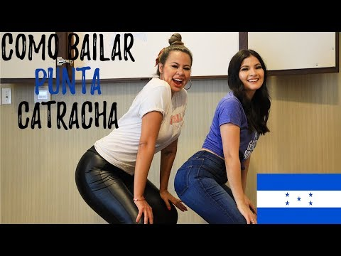 Como Bailar Punta Catracha Paso A Paso 🦄 Bessy Dressy