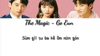 [ Phiên âm tiếng Việt ] The Magic - Go Eun ( Witch's Love OST )