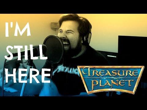 I'm Still Here (Treasure Planet) - Caleb Hyles - #CoversForCalories