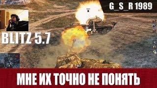 WoT Blitz - Тусовка на респауне. Статисты не спасут - World of Tanks Blitz (WoTB)