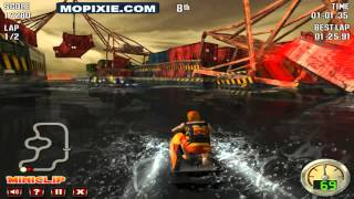 Jet Ski Racer Gameplay Level 3