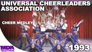Universal <b>Cheerleaders</b> Association - <b>Cheer</b> Medley (<b>1993</b>) - MDA ...