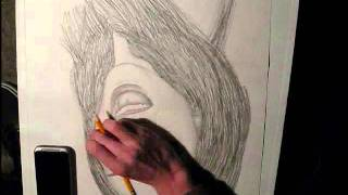 Victoria Justice Speed Drawing