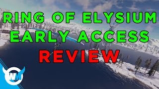 RING OF ELYSIUM - STEAM EARLY ACCESS REVIEW - ROE BATTLE ROYALE Gameplay