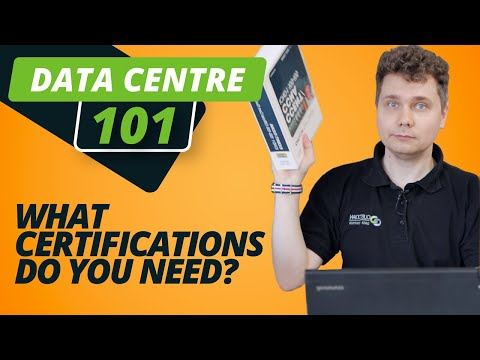 DATA CENTRE 101   WHAT CERTIFICATIONS DO YOU NEED TO WORK IN A DC? CCNA? ANY AT ALL?!