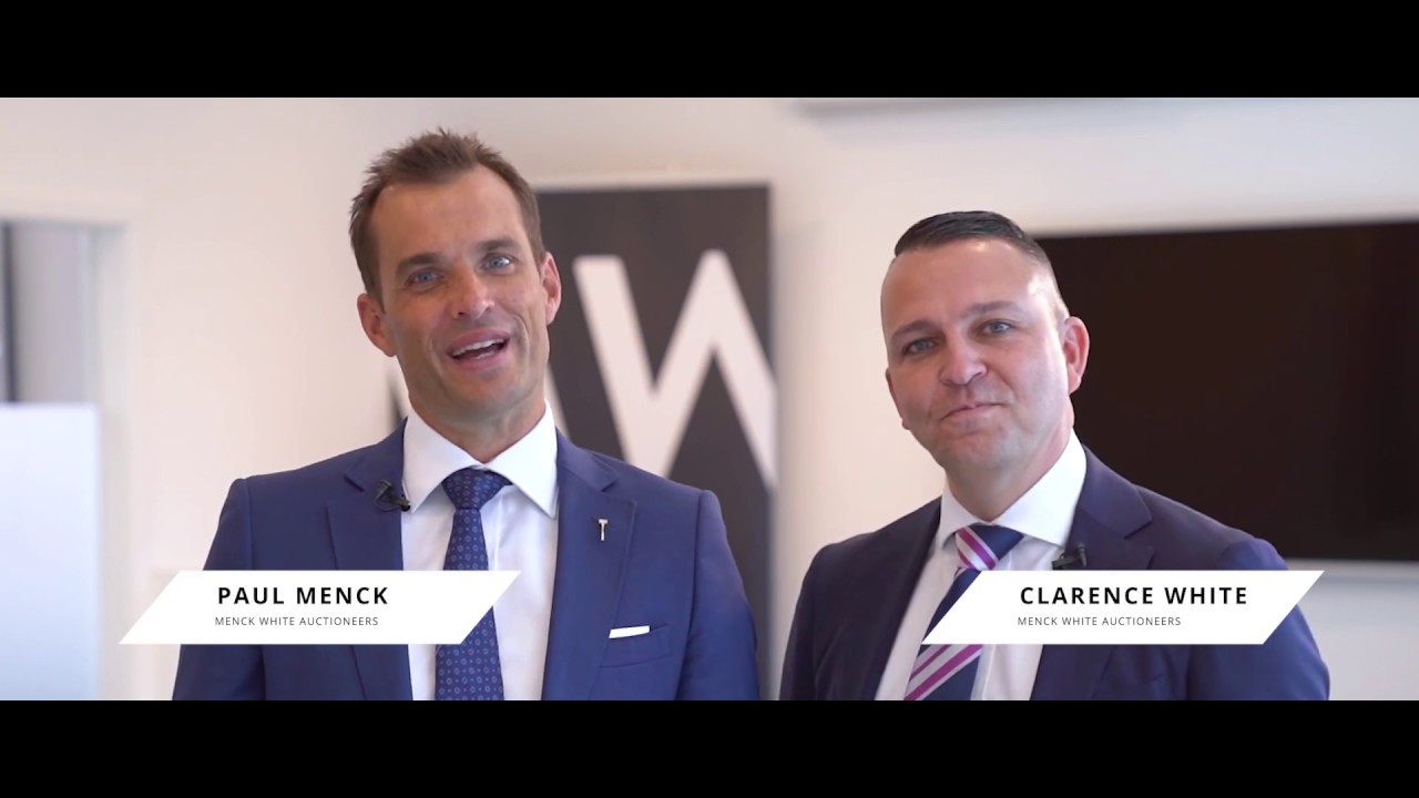 Menck White Auctioneers Sydney profile video