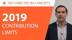 2019 Contribution Limits | IRAs, HSAs and Others