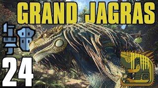 GRAND JAGRAS EXPERT - Monster Hunter World #24 (FR) (PC)