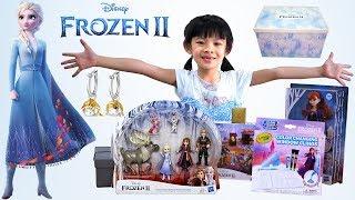 Frozen 2 Unboxing Toys – Mở Hộp Quà Đồ Chơi Từ Elsa Frozen 2 ❤ AnAn ToysReview TV ❤