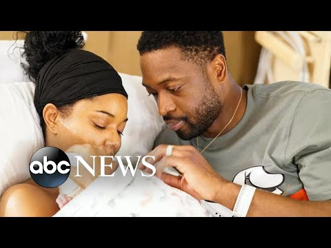 Gabrielle Union and Dwyane Wade open up about their surrogacy journey