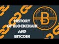 History Of Blockchain and Bitcoin [Blockchain & Cryptocurrency (Bitcoin, Ethereum)]