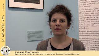 L'orgoglio di essere ebreo raccontato dal Galicia