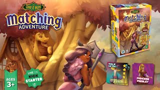 The Quest Kids: Matching Adventure - Game Trailer