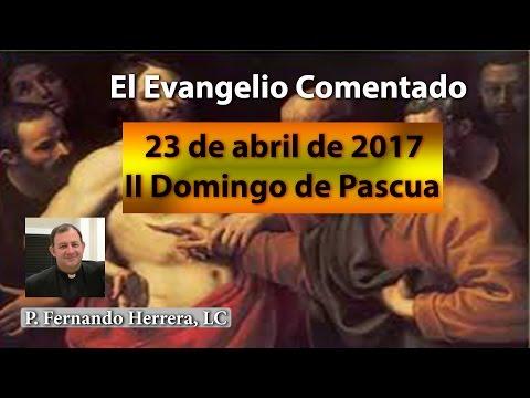 II Domingo de Pascua (23 de abril de 2017)