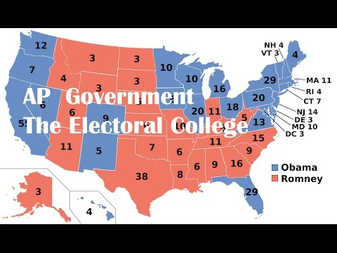 the electoral college and its impact