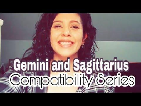 Gemini sagittarius sexual compatibility
