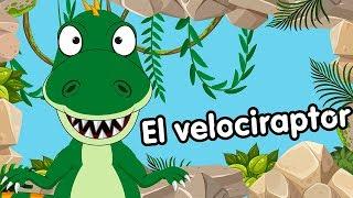 Velociraptor canciones de dinosaurios