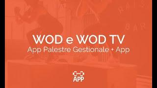 7. Pubblicazione del WOD e condivisione su WOD TV - Video Tutorial App Palestre