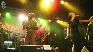 Lutan Fyah @ Reggae Jam 2014, 01.-03.08. Bersenbrück