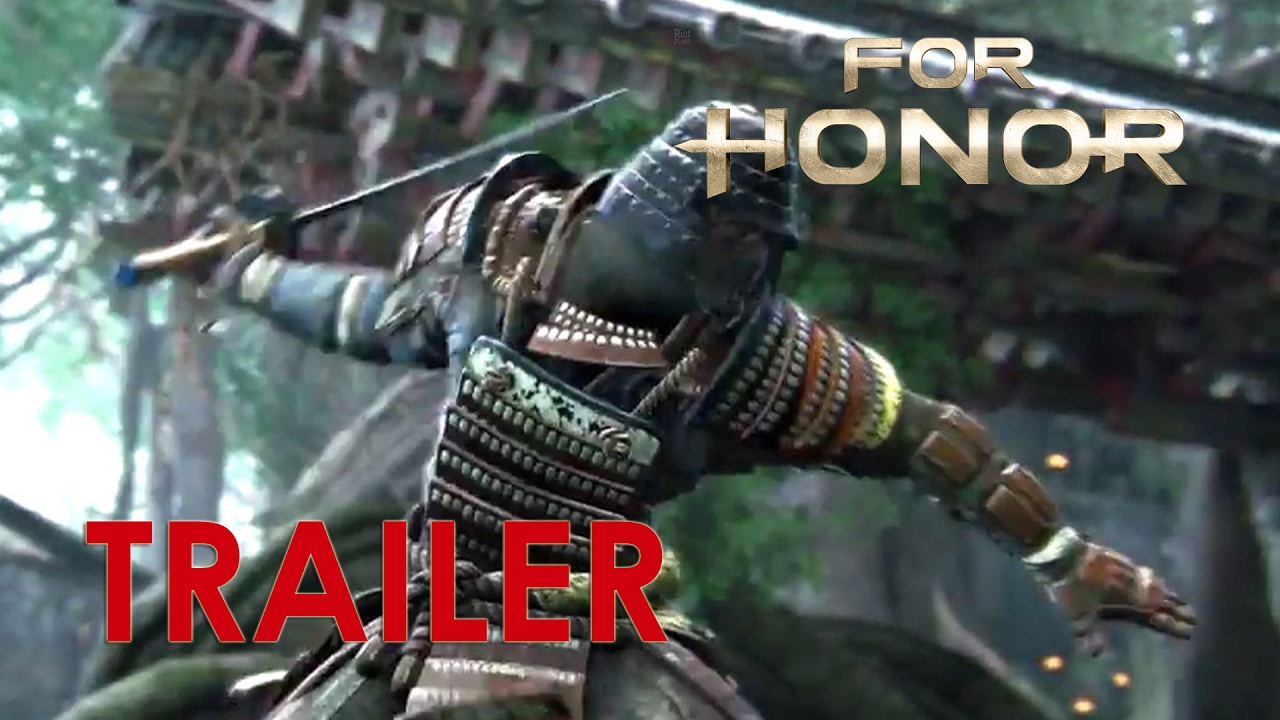 for honor launch trailer 2017 ps4 xbox one pc youtube. Black Bedroom Furniture Sets. Home Design Ideas