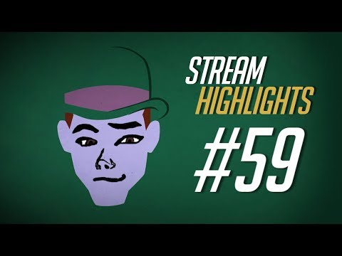 STREAM HIGHLIGHTS #59 - THE RIDDLER