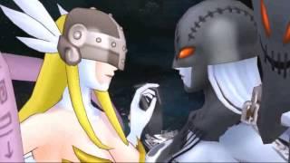 【Digimon Adventure】エンジェウーモン/Angewomon&レディーデビモン/Lady Devimon=Mastymon/マスティモン