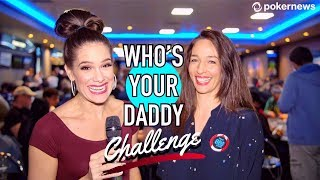 PHOTO QUIZ: Poker Mom Kara Scott Does the WHO'S YOUR DADDY Quiz