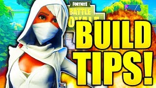 HOW TO WIN BUILD FIGHTS! FORTNITE TIPS HOW TO GET BETTER AT FORTNITE TIPS AND TRICKS SEASON 7!