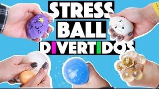 IDEIAS INCRÍVEIS PARA FAZER EM CASA #2 - BOLINHAS ANTI STRESS! (STRESS BALL) | KIM ROSACUCA