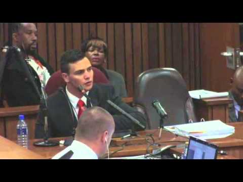 Oscar Pistorius trial Day 3: Tasha's shooting incident