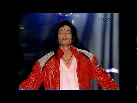Michael Jackson - Beat It Live in Gothenburg 1997