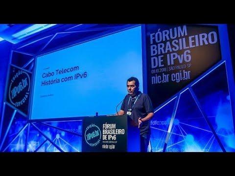 [10 anos IPv6.br] Case: IPv6 na Cabo Telecom