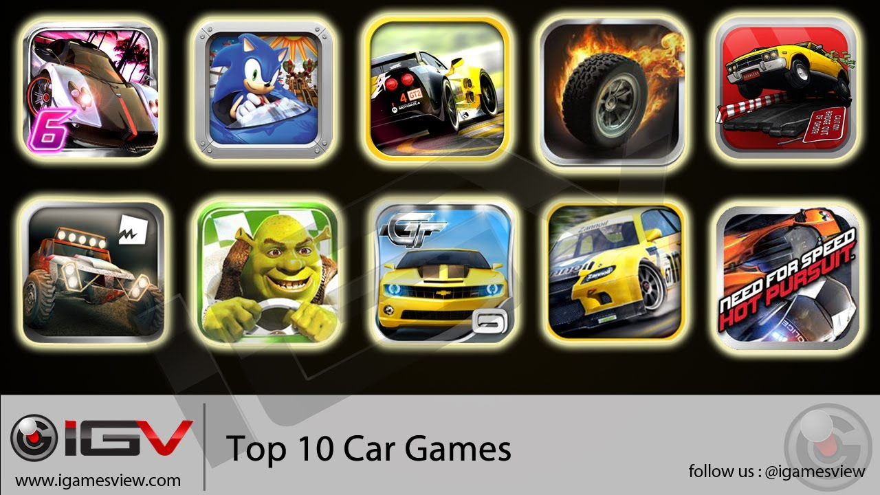 top free iphone games top 10 car for iphone ipod touch and 1846