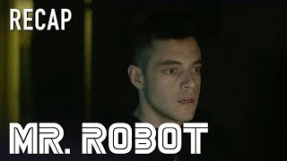 Mr Robot  Recap Season 3 In 10 Minutes Spoilers  on USA Network