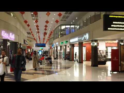 O.R. Tambo Airport - Johannesburgo