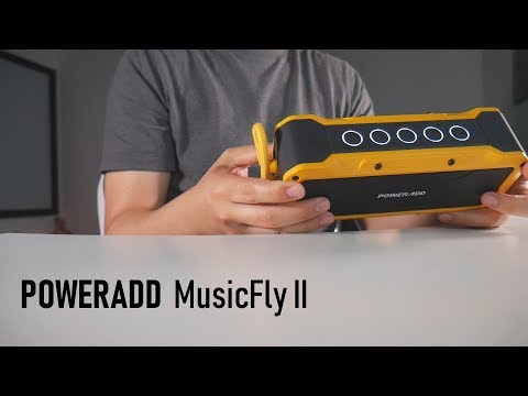 POWERADD: MusicFly 2 - The portable that beat my last best speaker?