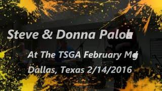 Steve & Donna Palousek - Heart Of A Clown