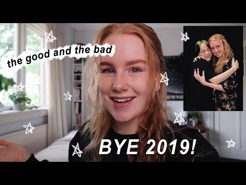Everything I Did In 2019