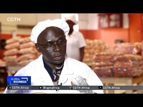 Ugandan entrepreneur makes bank with soy food products