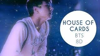 Video BTS (방탄소년단) - HOUSE OF CARDS (FULL LENGTH VER.)[8D USE HEADPHONE] 🎧 download MP3, 3GP, MP4, WEBM, AVI, FLV Agustus 2018