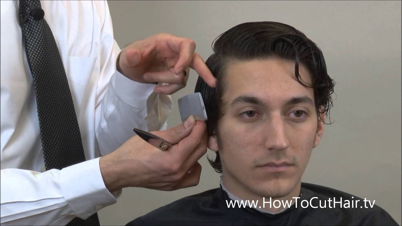 Modern dress 1920 - 1920 S Men S Hairstyle Leonardo Dicaprio Hairstyle Youtube