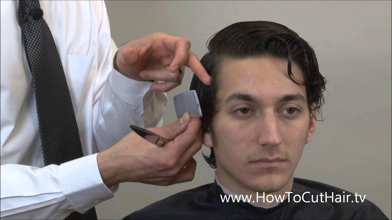 1920 s Men s Hairstyle Leonardo DiCaprio Hairstyle