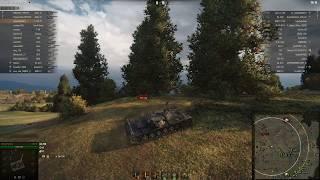 Вытащили сливной бой на Т-100 ЛТ