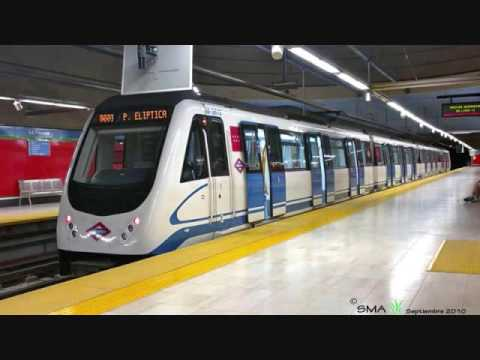 How to use the Metro in Madrid Spain