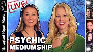 Inside Psychic Mediumship with Morgana Starr and Daena Deva from Angels Oasis!