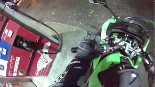 Kawasaki Ninja 400r (like 650r or er-6f) for a Tall Rider