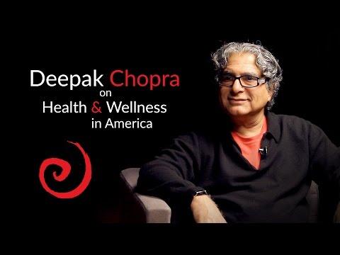 Deepak Chopra on Health & Wellness in America | IIN Depth