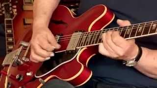 1965 Gibson ES-335 cherry, Part2