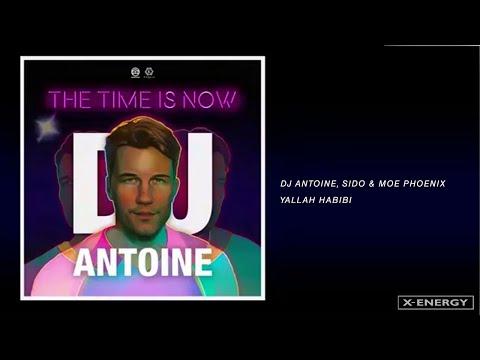DJ Antoine, Sido & Moe Phoenix - Yallah Habibi (DJ Antoine vs Mad Mark 2k18 German Mix)