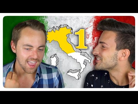 [Ep.1] ITALIAN DIALECTS you've never heard of ⇧ (North & Central)